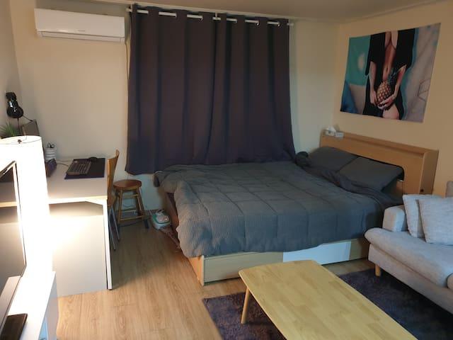 Bin's Room