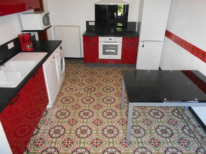 Appartement de 60m² à Puygouzon