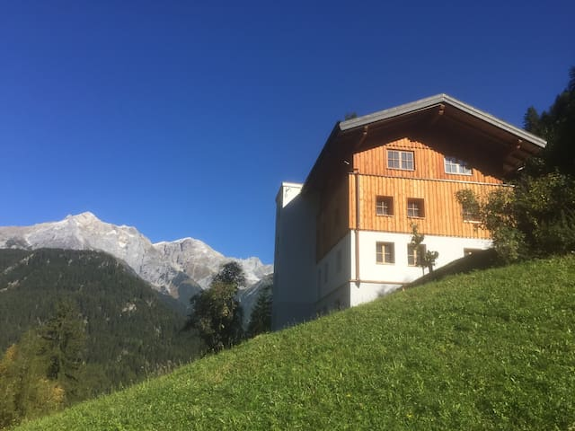 Bergappartements in Tirol - Tobadill - Byt
