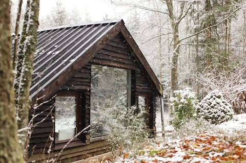 Cosy Chalet in the Woods