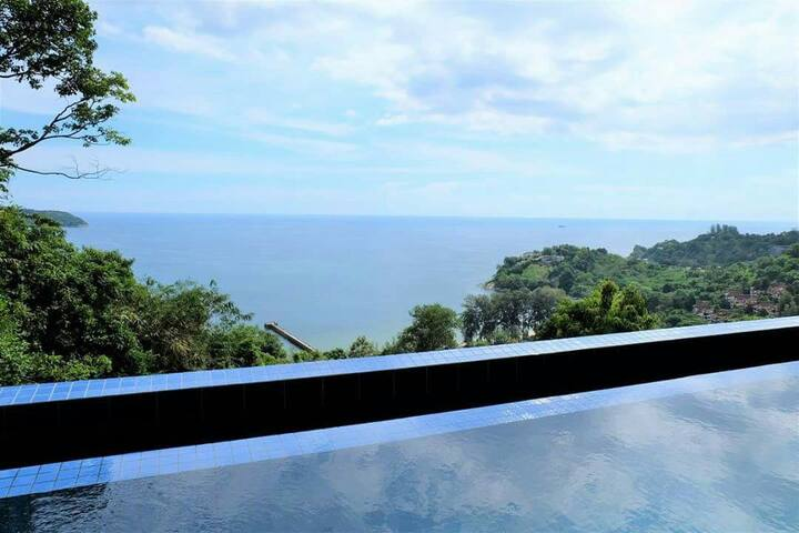 Fantastic 4 bedroom ocean view - Kammala - Villa