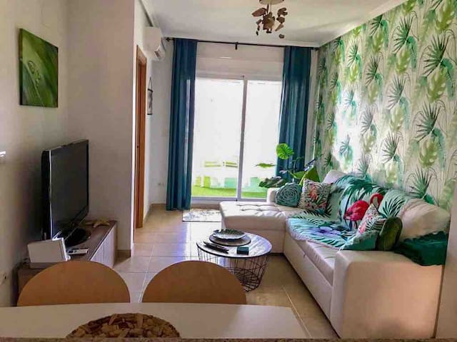 MARINA D'OR CENTER APARTMENT. IN OROPESA.WIFI FREE