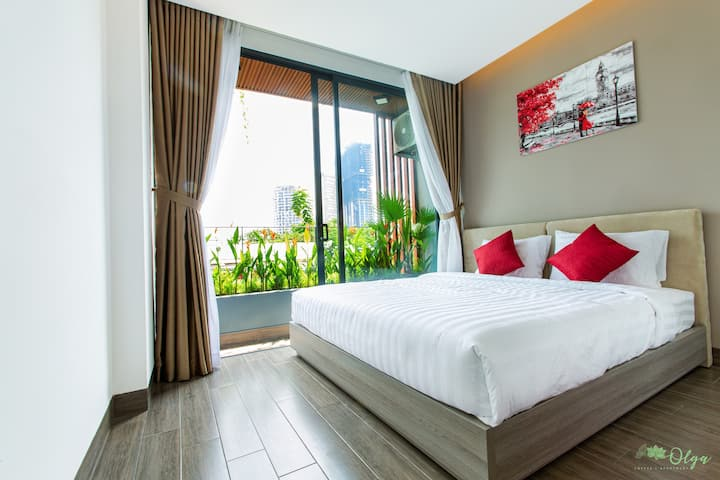 Apartment for two person at Danang Downtown