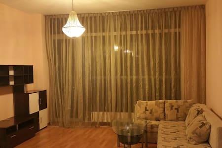 Apartments for 4 people in quiet Riga area. - Rīga - Apartment