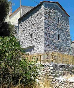 Traditional stone tower house est 1810
