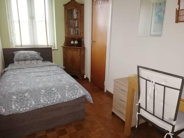 Belle chambre au calme (dans appartement privé  )