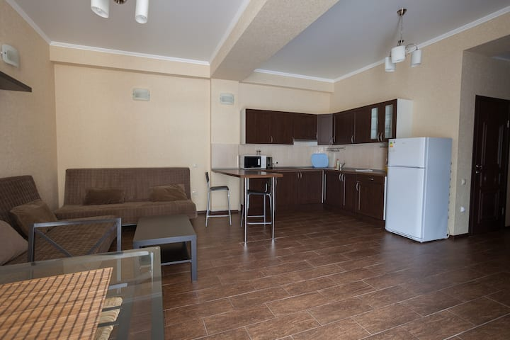 2-х комнатные апартаменты