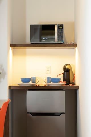 Beautiful Design suite perfect Location