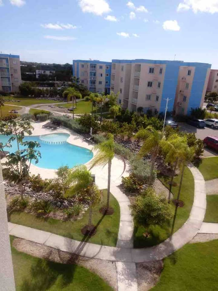 All Two Bedroom Apt in Punta Cana incl. WiFI/Elect