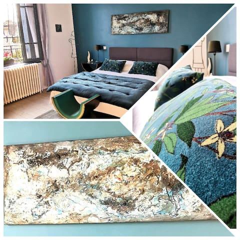 La chambre bleue- CarcaBlue