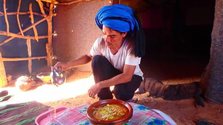 Mhamid Bivouac berbere