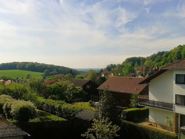 """Ferienwohnung """"Am Neckarsteig"""" - Neckarsteinach"""
