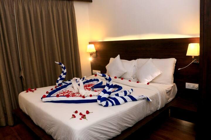 Premium Suite with breakfast near Calangute - Penha de França - Boutique hotel