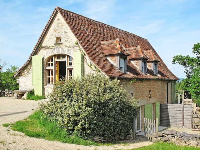 Holiday home in Carennac - Carennac