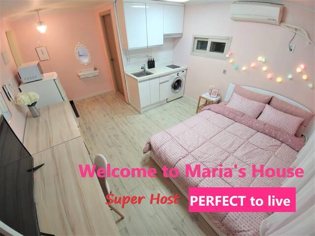 ♥Seoul stay♥[Metro 5min] Myeongdong,Dongdaemun