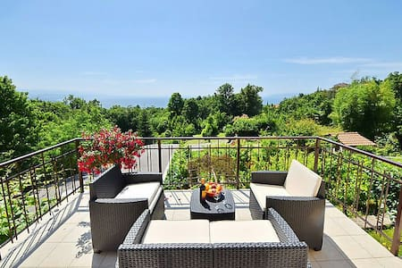 Cataleya Apartment 2+2 Garden Residence***** - Pobri - Apartamento