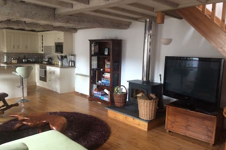 Barn conversion cottage nr Exeter & Dartmoor - Kenton, Exeter - Дом
