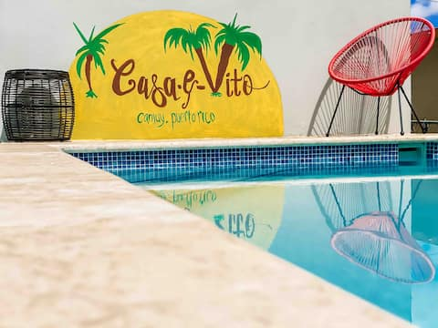Casa e' Vito - Modern Country Home + Private Pool