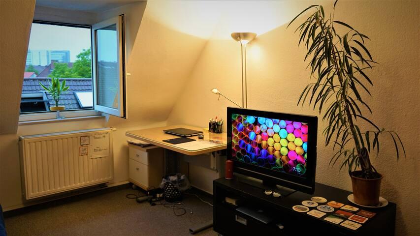 Perfekt Gelegen Komforatble privatzimmer