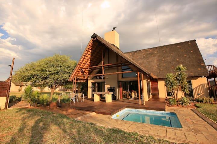 The Shongololo Bush Lodge at Zebula