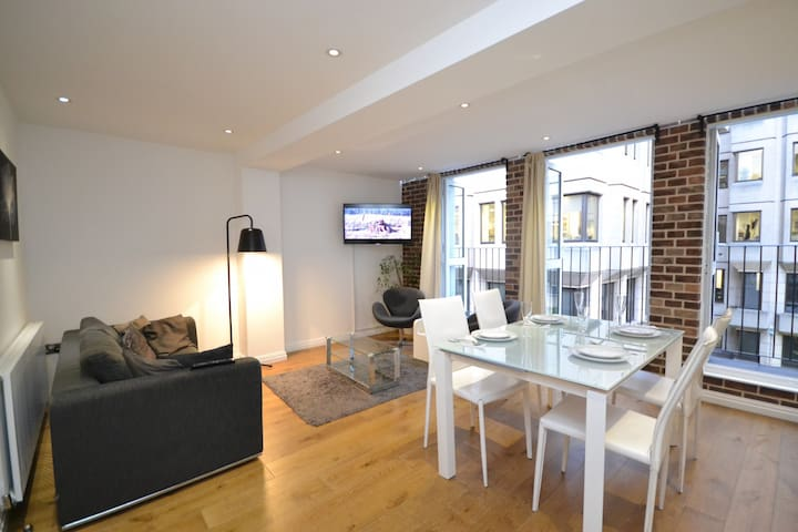 Amazing 2 bedroom flat in Covent Garden
