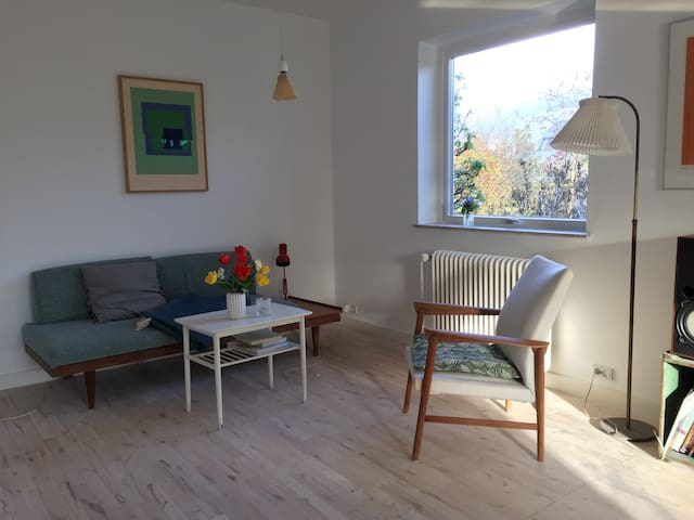 Quiet house, perfect for families and close to CPH
