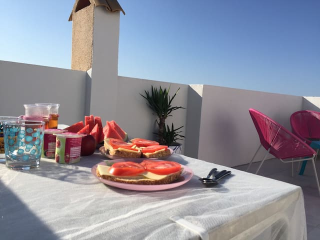 A really cosy house in Torrevieja! - Torrevieja - Huis