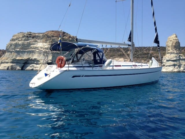 Rent a yacht in Paros!