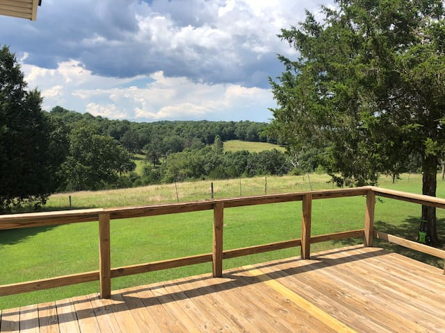 """NEW!  """"Country Living"""" Near Norfork Lake"""