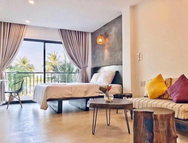 筑客单间大床房