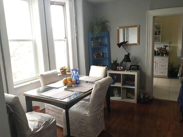 Private Room in Sunny LIC apartment