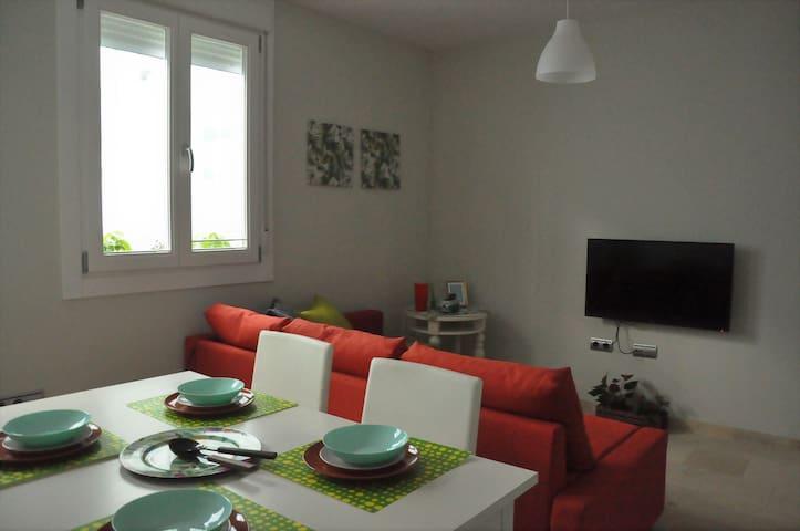 Apartamento  playa Caleta