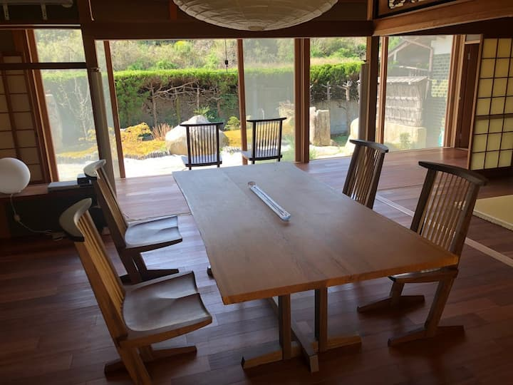 Japanese traditional house limited 1 guest a day