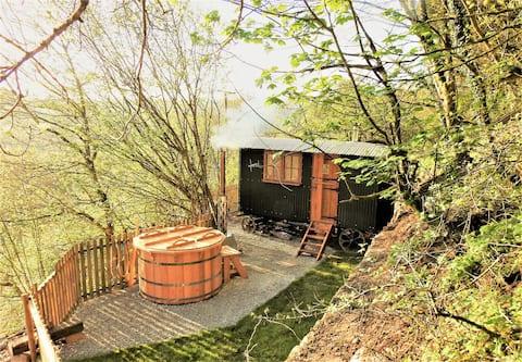 Eileen's cosy winter hut