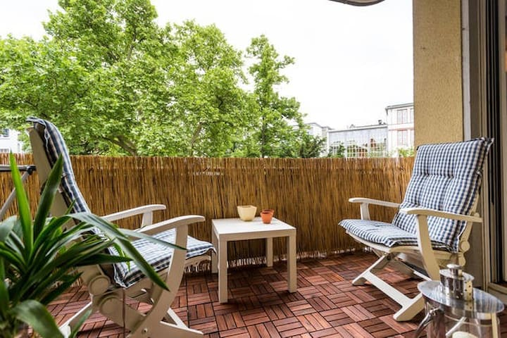Central and Cosy Downtown Apartment - Frankfurt am Main - Apartmen