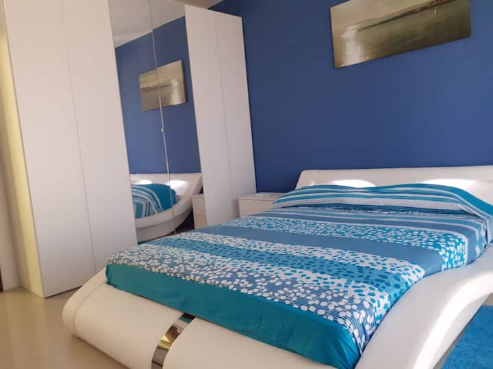 Sea and country view penthouse in zebbug gozo