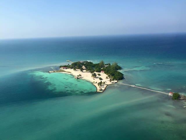 Luxury Private Island Rental - Royal Belize