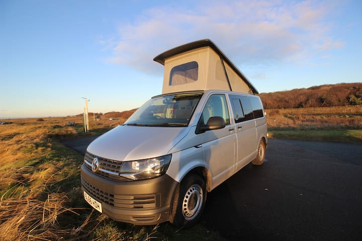 Visit Scotland by Campervan with VanGo Campers [1]