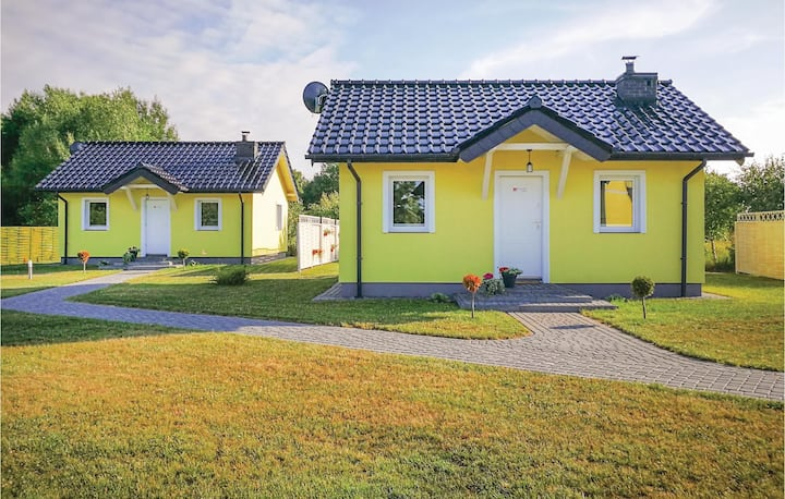 Nice home in Dabki with 2 Bedrooms and WiFi