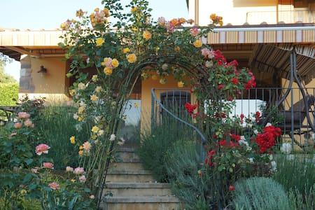 Villa Aurora Luxury Rental in Tuscany - Certaldo - Villa