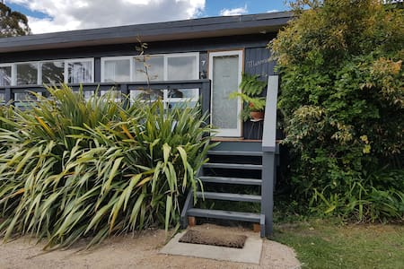 Mirramarr. A simple 1970'S Mallacoota beach house.