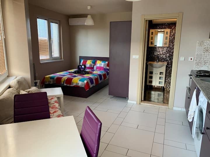 Funky apartment in Studentski grad