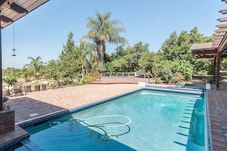 20 Acre Avocado and Citrus Grove Estate - Apartment