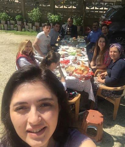 Tozaklı Köyevi - Tozaklı Köyü - บ้าน