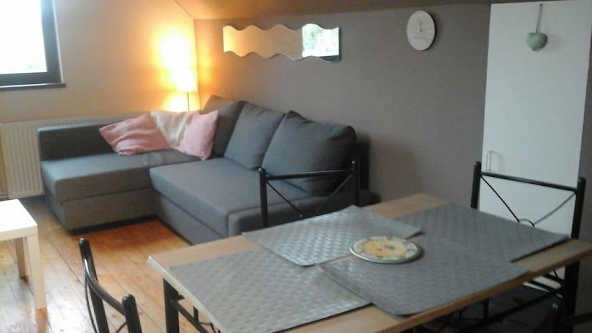 Appartement au cœur de la Belgique - Genappe - Apartamento
