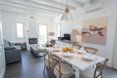 Thoas Residences, Residence IV - Limnos - 独立屋