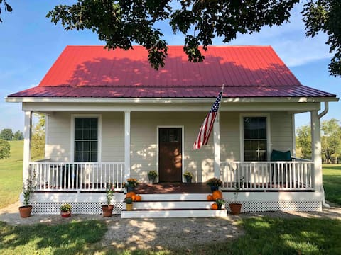 Bluegrass Country Cottage