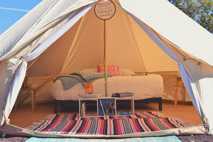 Nomad's Pad Grand Canyon: THE BOHEMIAN Tent #4