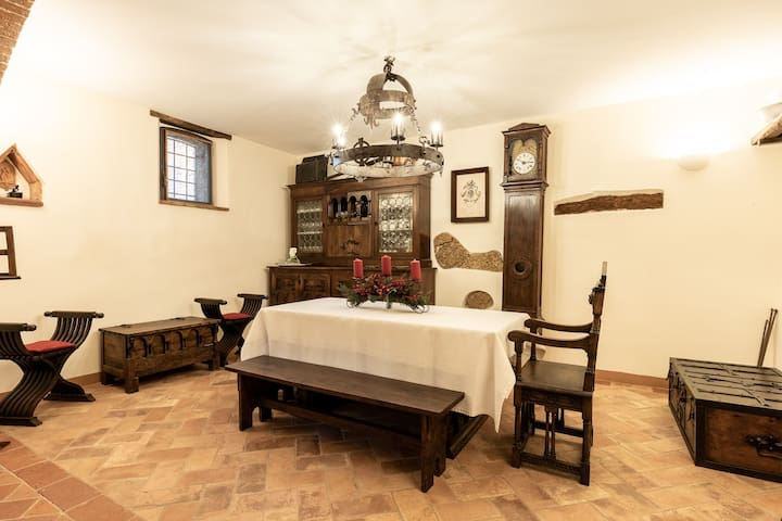 Laura - Tuscan country house near Montepulciano