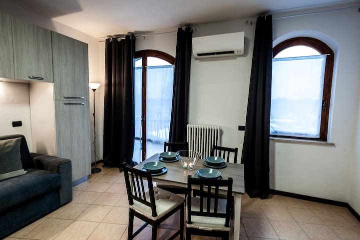 studio flat in Peschiera del Garda